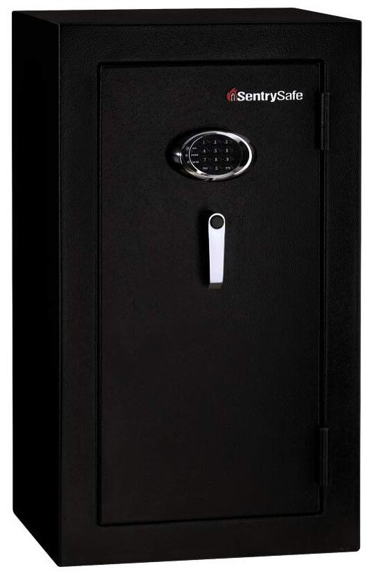 EF4738E Fire and Water Resistant Safe