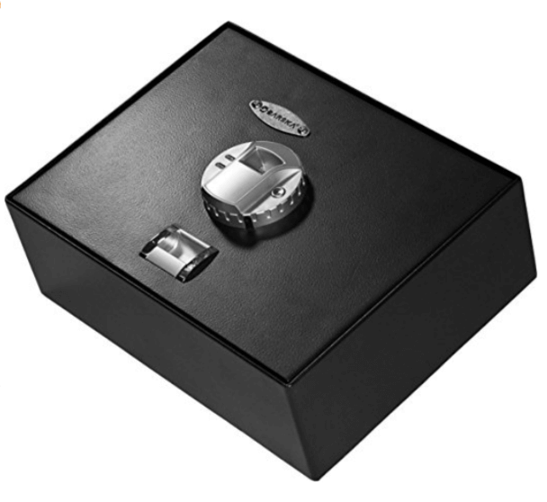 AX11556 Top Opening Biometric Safe